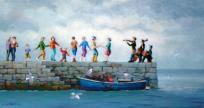 Pier Dance