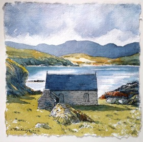Old Free Church, Tarskavaig